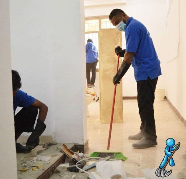 اسرع تنظيف منازل بالشارقة