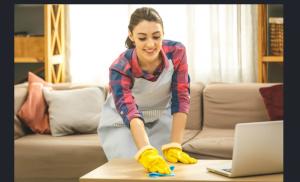 استخدام خدمات التنظيف المهنية