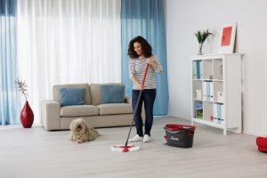 نصائح لتنظيف المنزل لتكون خالية من الغبار والجراثيم