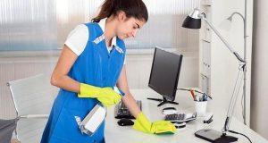 اهمية تنظيف مكاتب شركتك
