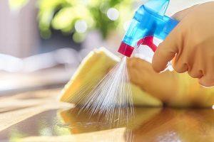 تنظيف الارضيات