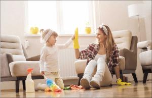 خدمات تنظيف المنازل الشارقة