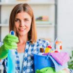 خدمة تنظيف المنزل